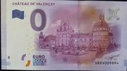 0 Euro (Château de Valençay) – obverse