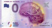 0 euro - Homme de Tautavel (450 000 ans) – obverse