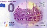 0 euro - Hospices de Beaune – obverse