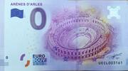 0 euro Arènes d'Arles – obverse