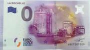 0 euro - La Rochelle - L'entrée du port – obverse