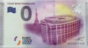 0€ - Paris - Tour Montparnasse – obverse