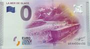 0€ - Chamonix - La Mer de Glace – obverse