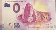 0 Euro ALIGNEMENTS DE CARNAC – obverse