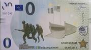 0 MEMO EURO – obverse
