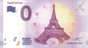 0 Euro - Tour Eiffel – obverse