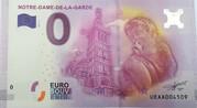 0 euro - Marseille - Notre Dame de la Garde (L'enfant) – obverse