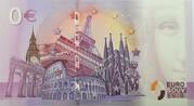0 euro - Marseille - Notre Dame de la Garde (L'enfant) – reverse