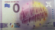 0 euro - Viaduc de Millau – obverse