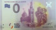 0 euro - Marseille - Notre Dame de la Garde – obverse