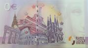 0 euro - Marseille - Notre Dame de la Garde – reverse