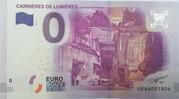 0 euro - Les Baux-de-Provence - Les carrières de lumières – obverse