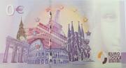 0 euro - Les Baux-de-Provence - Les carrières de lumières – reverse