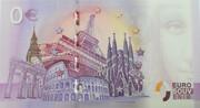 0 euro - Aubagne - Capitale des santons de Provence – reverse