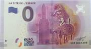 0 euro - Toulouse - La cité de l'espace – obverse