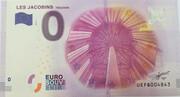 0 euro - Toulouse - Couvent Les Jacobins (Le Palmier) – obverse