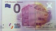 0 euro - Pessac - Cité Frugès – obverse