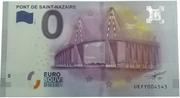0 Euro  ( Pont de Saint-Nazaire ) – obverse