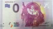 0 euro - Paris - Napoléon 1er – obverse