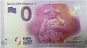 0 euro - Paris - Napoléon Bonaparte – obverse