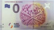 0 euro - Paris - Catacombes – obverse