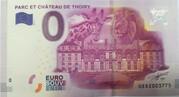 0 euro - Thoiry - Parc et château de Thoiry – obverse
