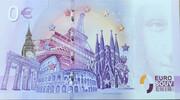 0 euro - Avignon - Palais des papes et pont d'Avignon – reverse