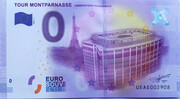 0 euro - Paris (Tour Montparnasse) – obverse