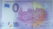 0 euro - Chaumont-sur-Loire (Le château) – obverse