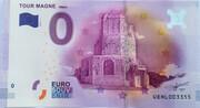 0 euro - Nîmes (Tour Magne) – obverse