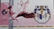 1 Flamant (Aigues-Mortes) – reverse