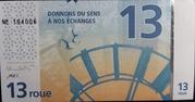 13 Roues (Pays d'Aix Roue) – obverse