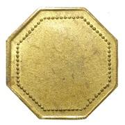 10 Centimes - Filatures et Tissages Japy (Audincourt) – reverse