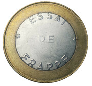 Token - Essai de Frappe – obverse