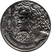 Monnaie de Paris Tourist Token - Bellatrix Lestrange -  obverse