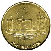 1 Euro - La Flèche (72) – obverse