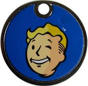 Shopping Cart Token - Fallout 4 – obverse