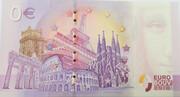 0 euro - Colombey-les-Deux-Églises (Mémorial Charles de Gaulle) – reverse