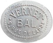 Bon pour une danse - Bal Vernet - Paris [75] – obverse