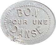 Bon pour une danse - Bal Vernet - Paris [75] – reverse
