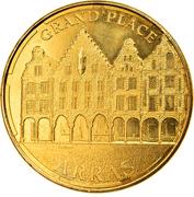 Jeton touristique - Monnaie de Paris - Arras - Grand'Place – obverse