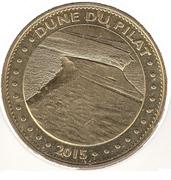 Jeton touristique - Monnaie de Paris - La Test de Buch - Dune du Pilat – obverse