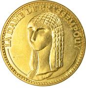 Jeton touristique - Monnaie de Paris - Brassempouy – obverse