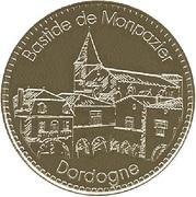 Jeton touristique - Monnaie de Paris - Monpazier - Bastidee – obverse