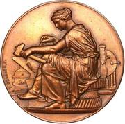 Médaille Exposition universelle – obverse