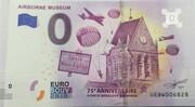 0 euro - Sainte Mère-Église - Airborne museum – obverse