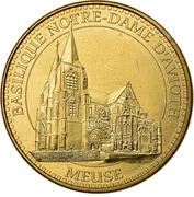 Jeton Touristique - Monnaie de Paris - Avioth - Basilique Notre-Dame – obverse