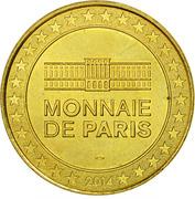 Jeton Touristique - Monnaie de Paris - Saint Gervais les Bains – reverse