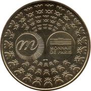 Jeton Touristique - Monnaie de Paris - Napoléon 1er - Bicentenaire de sa disparition - Kids – reverse