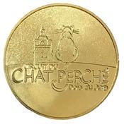 Jeton Touristique - Monnaie de Paris - Dole - Circuit du Chat Perché – obverse